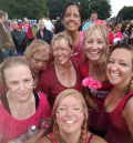 Creamline Race for Life group shot